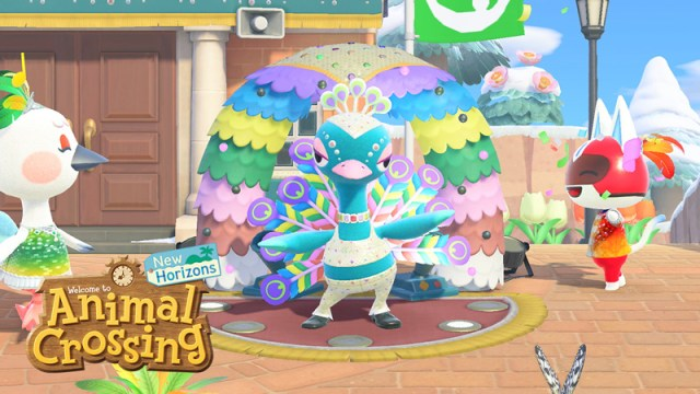 Animal Crossing New Horizons, Festivale with Pavé