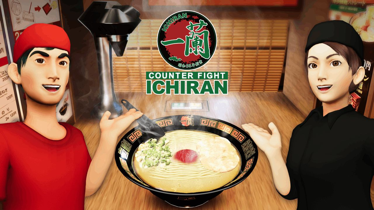 Tricol Teams up With ICHIRAN Ramen for Counter Fight ICHIRAN