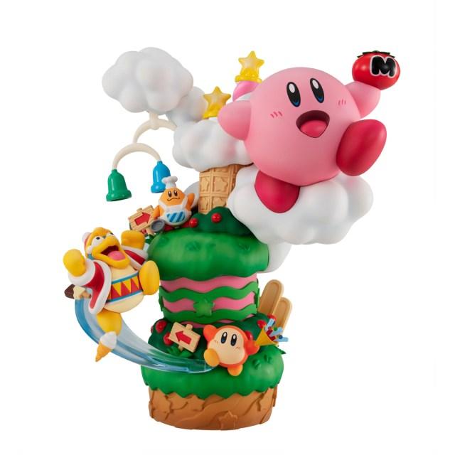 Kirby Diorama Figure