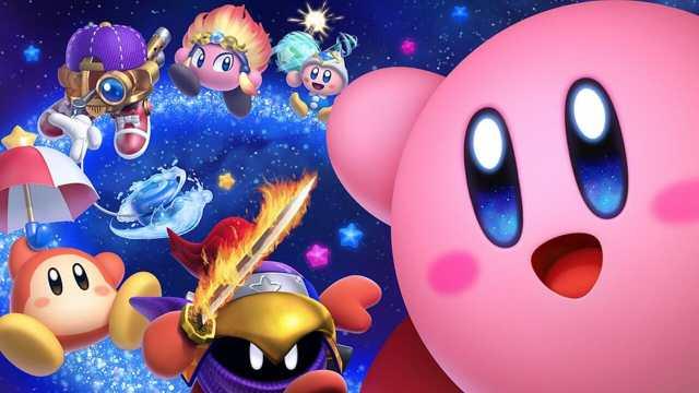 Kirby Illustration