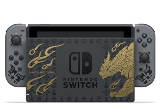 Monster Hunter Rise Switch Console