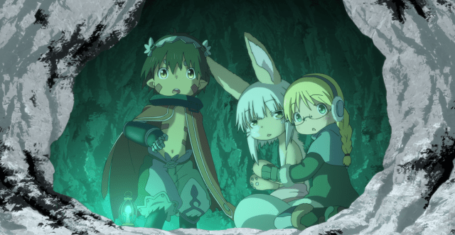 Made in Abyss: Dawn of the Deep Soul anime movie screenshot