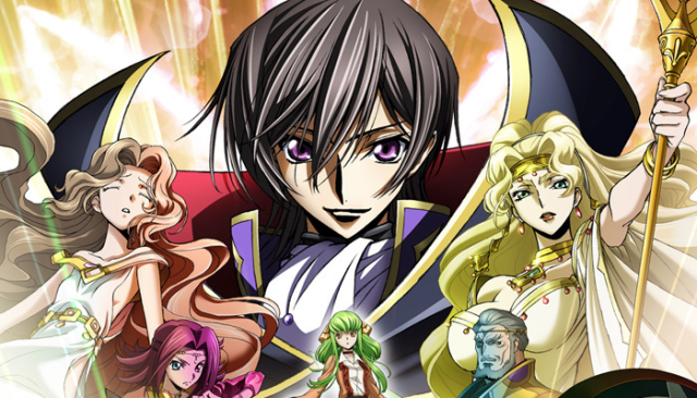 Code Geass: Lelouch of the Ressurection