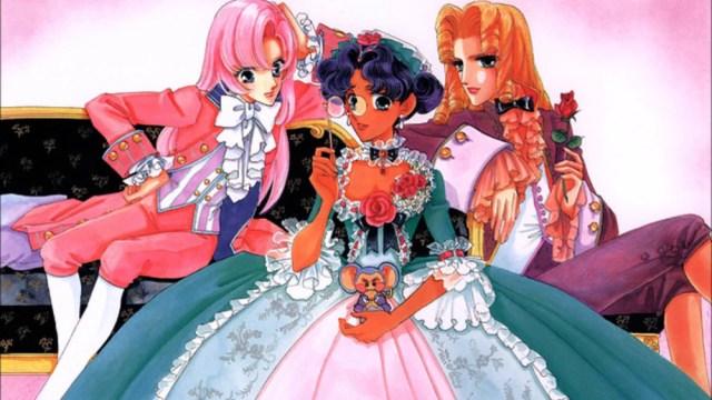 Revolutionary Girl Utena Manga