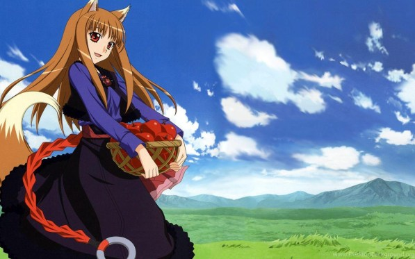 Spice and Wolf cozy