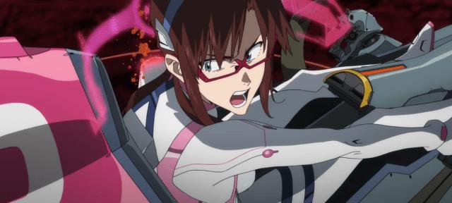 Evangelion 3.0+1.0 Anime Film