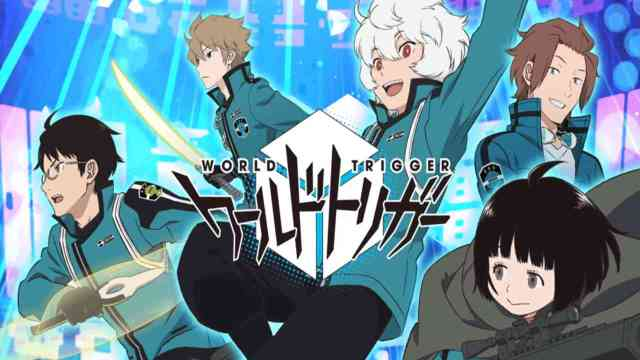 World Trigger anime Key Visual