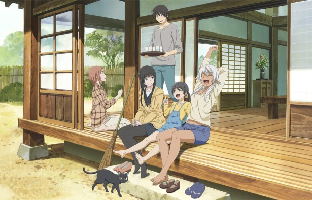 Flying Witch cozy