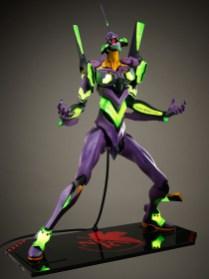 Unit 01 Neon Genesis Evangelion Statue
