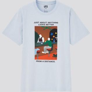 Pinball 1973 Shirt | Haruki Murakami Uniqlo