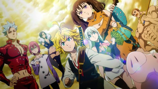 Seven Deadly Sins: Cursed By Light