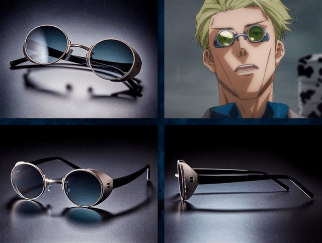 Jujutsu Kaisen glasses Kento Nanami ver