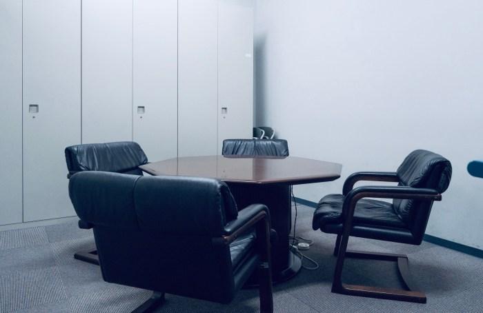 ミーティング室