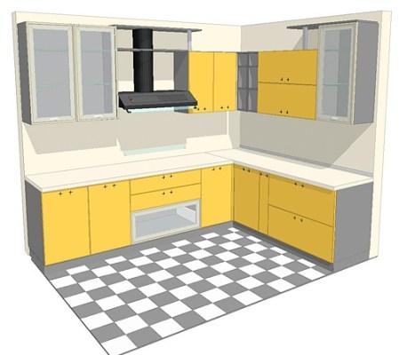 Эскизы-кухни 9