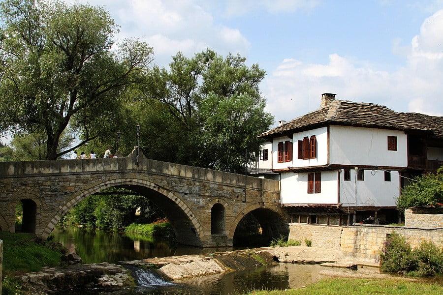 Трявна – спомен от някогашна възрожденска България