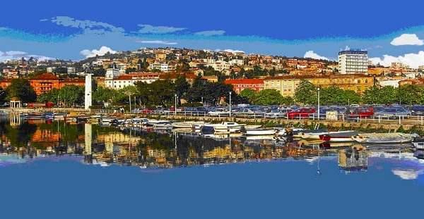 Какво да разгледаме в Риека, Хърватска