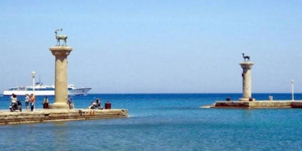 Какво да разгледаме на остров Родос, Гърция