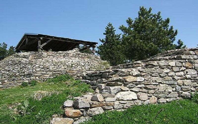 Цепина – величествената крепост край Велинград