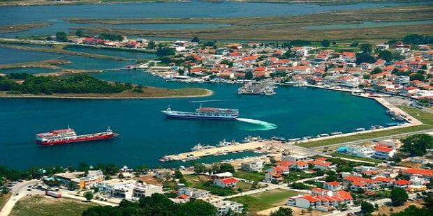 Керамоти най – лазурния бряг в Гърция