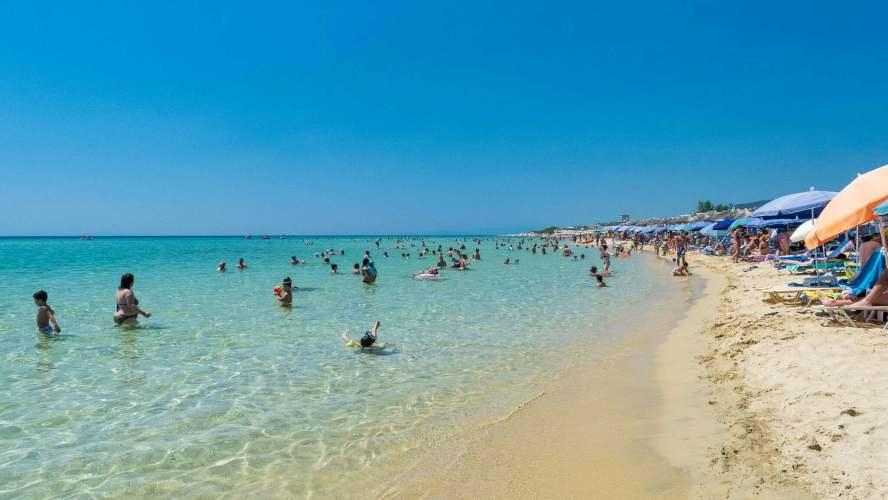 Плажове в Кавала