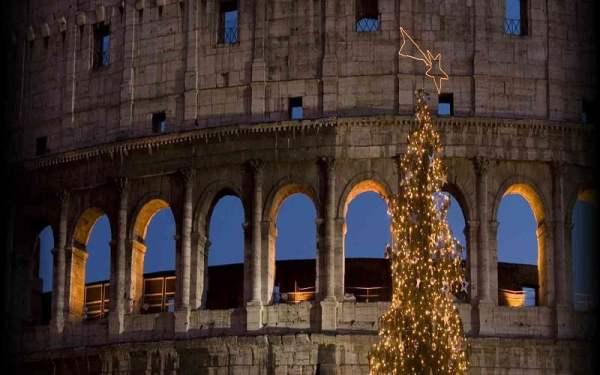 5 неща, които да правите в Рим по Коледа