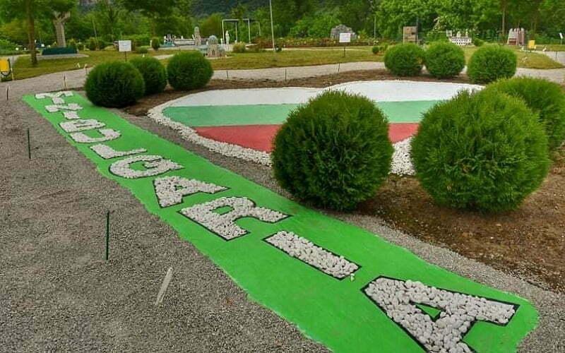 Паркът с миниатюри Мини България във Велико Търново – как да разгледате България за 1 час –