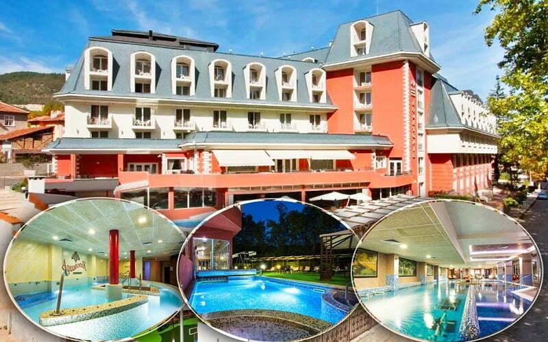 Уикенд в хотел Акватоник, Велинград  ваучери