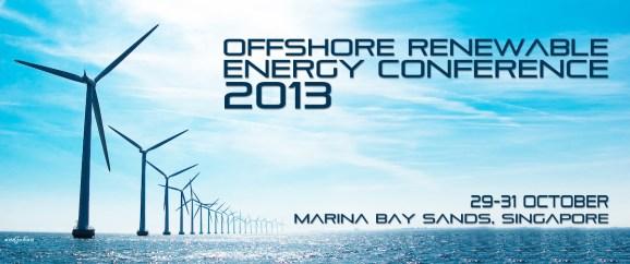 OREC Singapore 2013