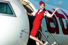 Uçak Hostes