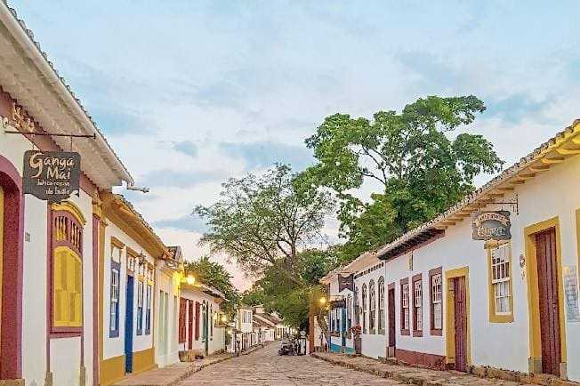 Rua Direita Tiradentes