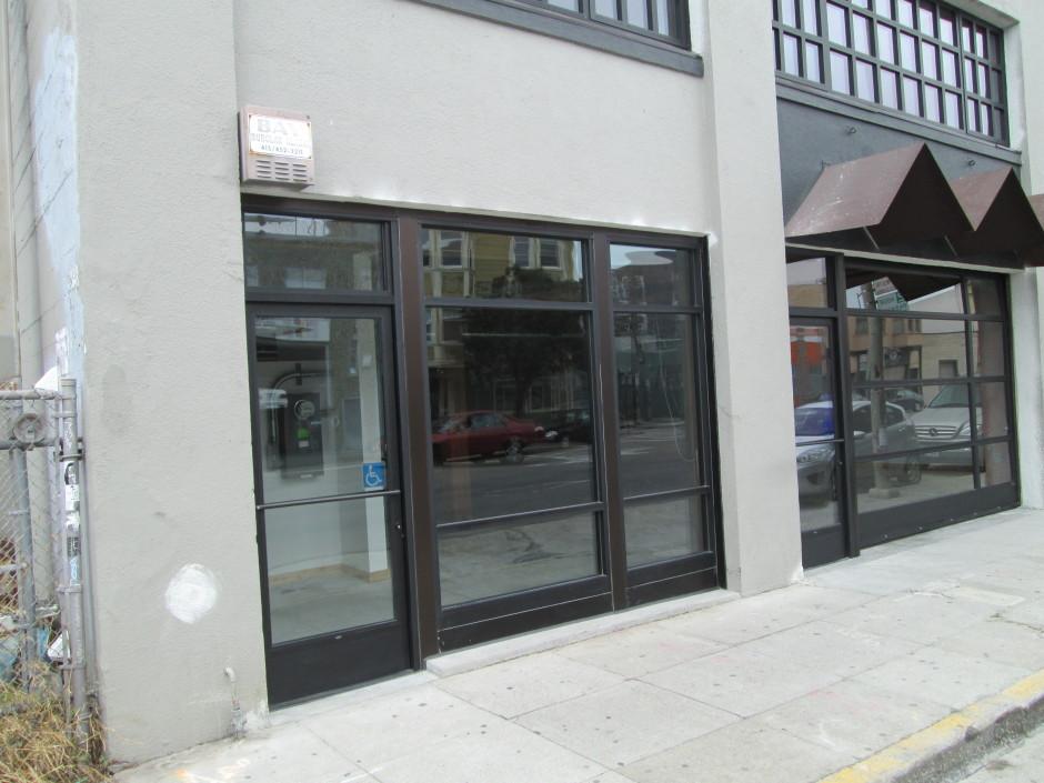 Arcadia Storefront Ot Glass