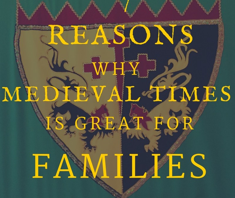 Review and {Giveaway}: 7 Reasons Why Medieval Times is Great for Families