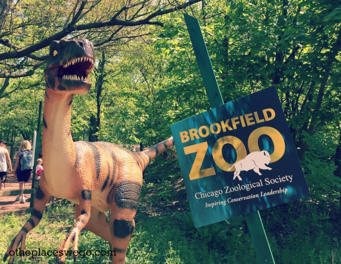 ROAR into summer with Dinos & Dragons at Brookfield Zoo