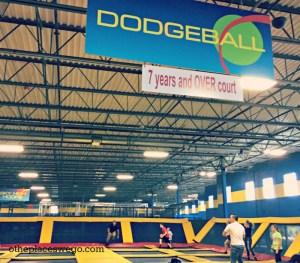 kyHigh Naperville - Dodgeball
