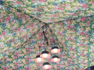 Grand Hotel Mackinac Island - Jockey Stand Tent