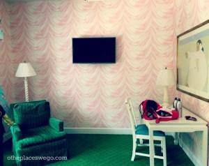 Grand Hotel Mackinac Island - Sitting Room