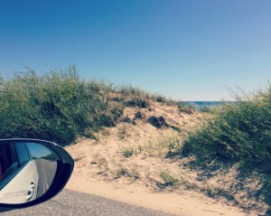 Family Friendly Ludington - Dunes access from the road