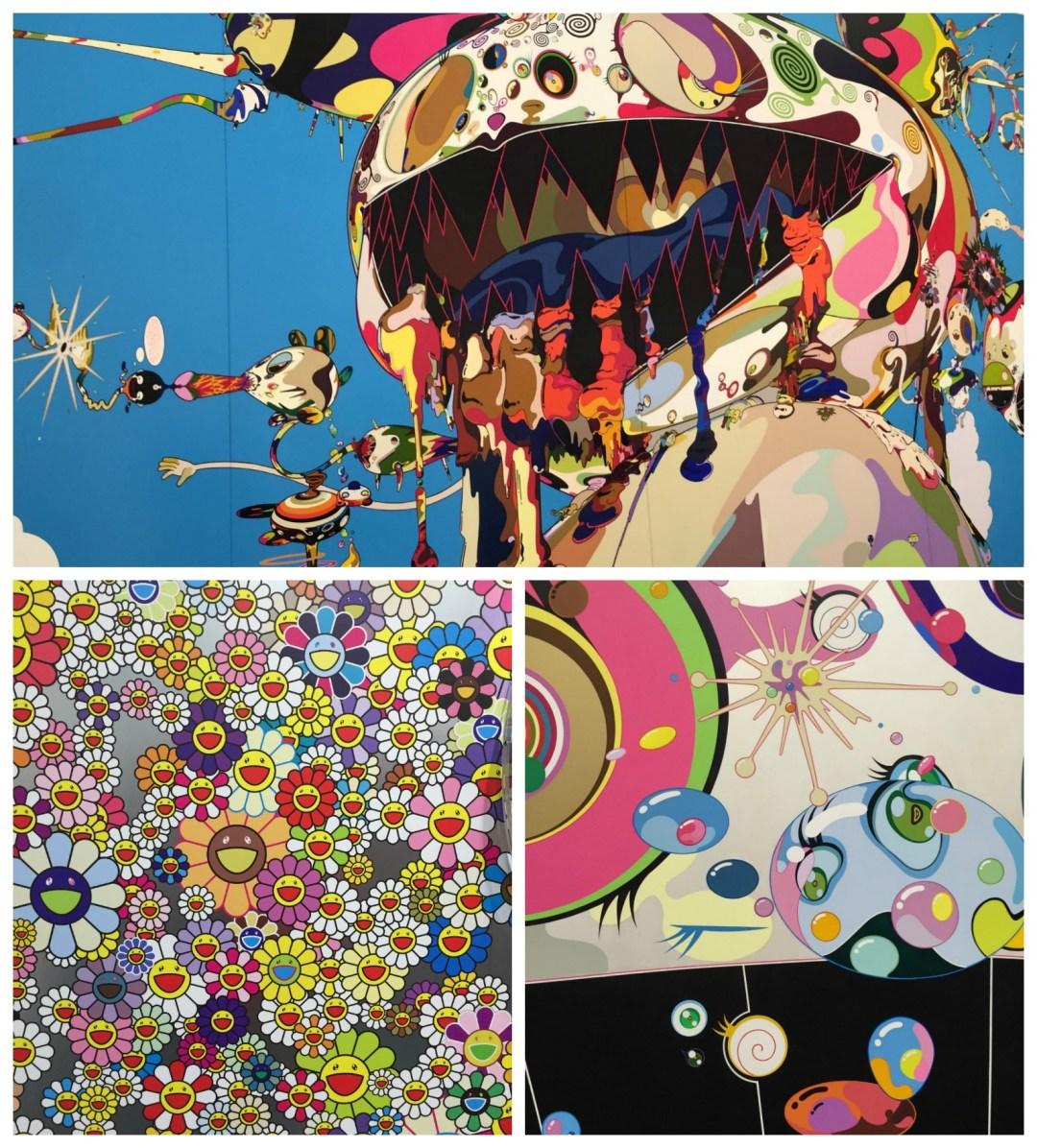 MCA Takashi Murakami - More Work