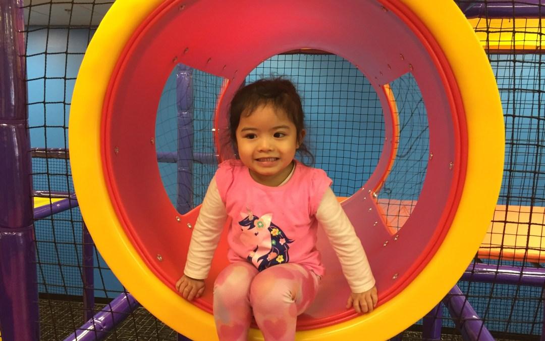 Tyke Play: Indoor Playground Fun