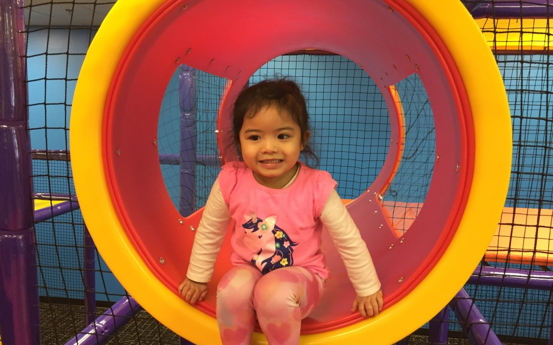 Tyke Play: Indoor Playground Fun