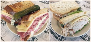 Family Fun in Indiana including food at Shapiro's Deli