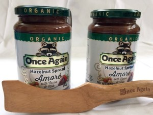 Review: Once Again Nut Butter Amore Hazelnut Spread
