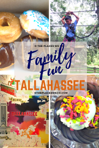 Family fun in Tallahassee Florida including the Tallahasseee Museum.