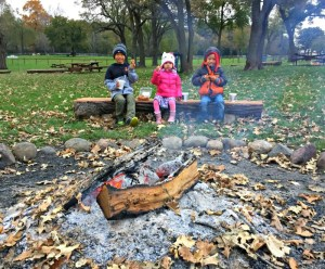 Fall fun at Royal Oak Farm in Harvard, Illinois