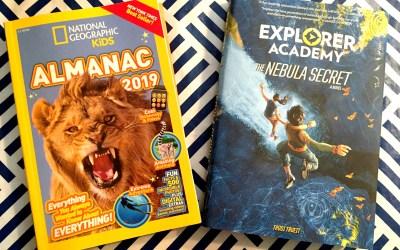 National Geographic Kids Books Inspires Future Explorers