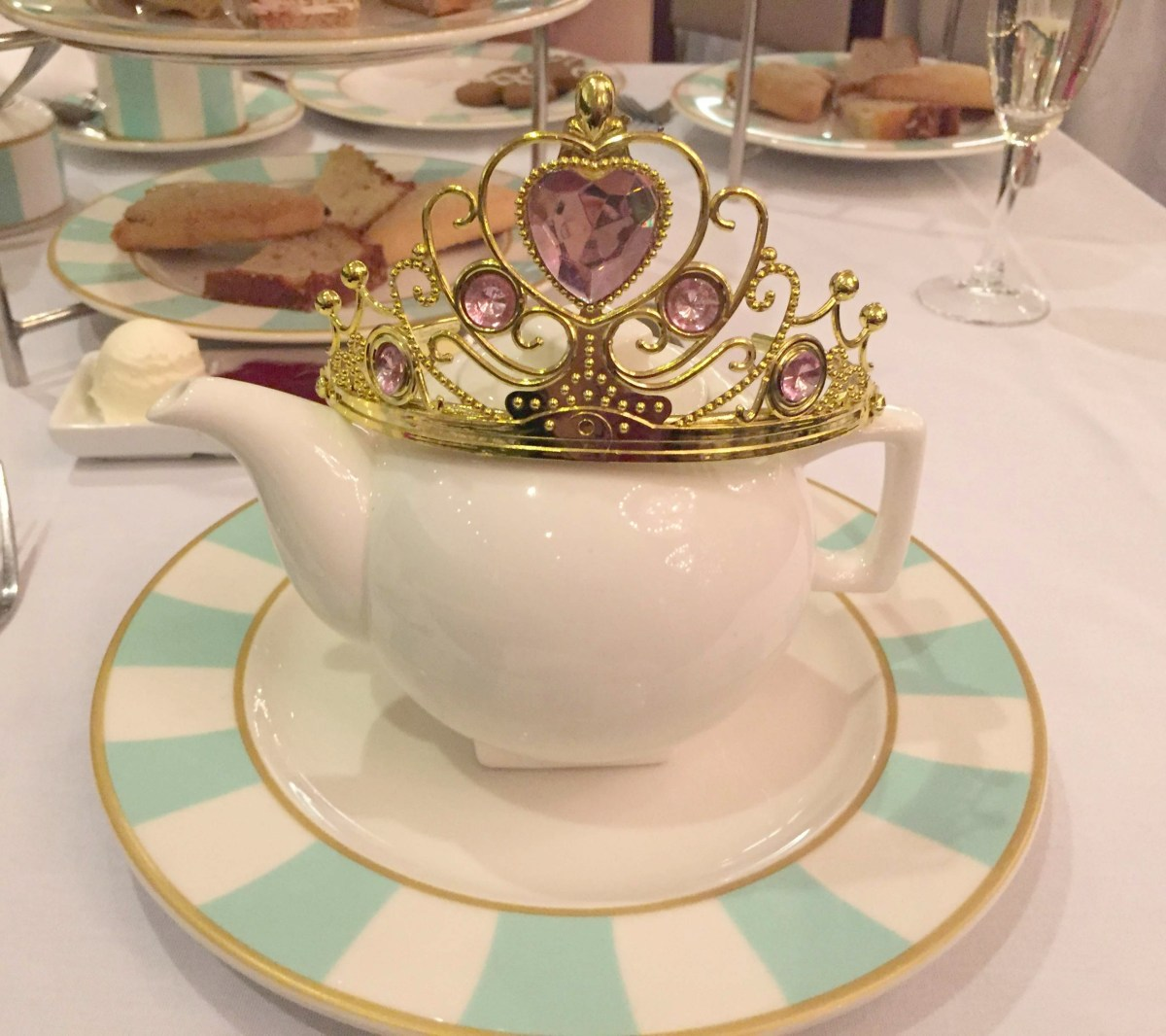 Holiday Fun: A Princess High Tea at Drury Lane Oakbrook Terrace