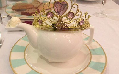 Holiday Fun: A Princess High Tea at Drury Lane Oakbrook Terrace