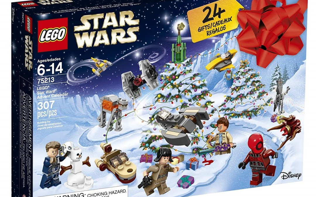 8 Awesome Advent Calendars for Kids (without chocolates or candy!)