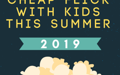 Where to catch a cheap flick with kids this summer