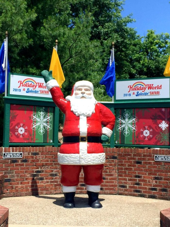 Why You'll Love Holiday World at Santa Claus, Indiana